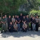 Group photo of animal control officers